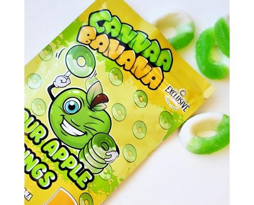 Cannaa Banana D8 THC Gummies