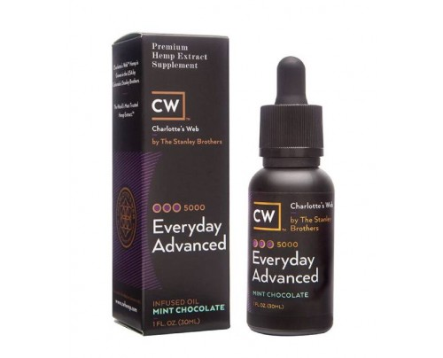 Charlotte's Web Everyday Advance Hemp Oil - Size - 30mL