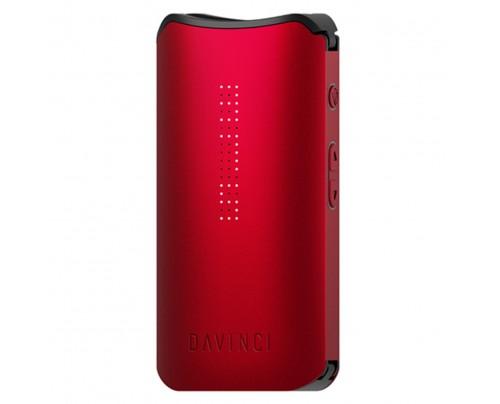 DaVinci IQC Vaporizer Red