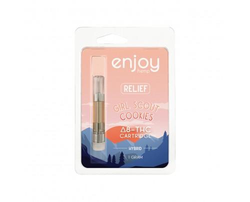 Delta 8 Girl Scout Cookies Vape Cartridge By Lunchbox-Alchemy | Enjoy Hemp