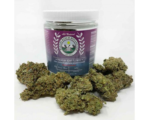 Delta-8 THC Flower - Sour Suver Haze | Indoor Grown - FREE Shipping!