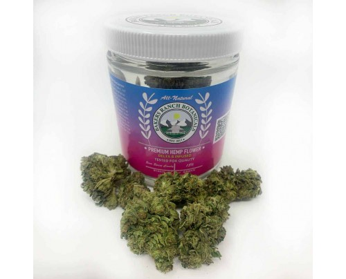 Delta 8 THC Hemp Flower | Sour Space Candy - FREE Shipping!