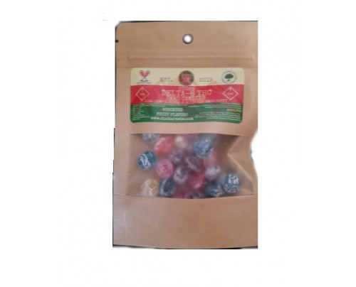 Delta-8 THC Edibles Candy Lozenges 250mg - FREE Shipping!