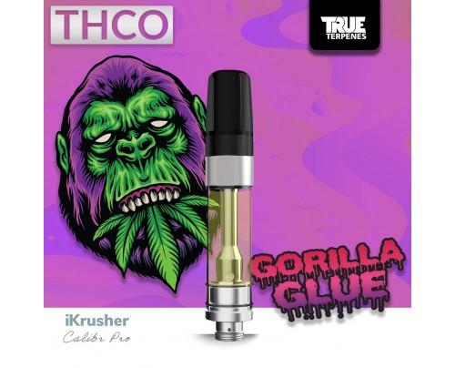 Bearly Legal Hemp Gorilla Glue THC-X Vape Cartridge