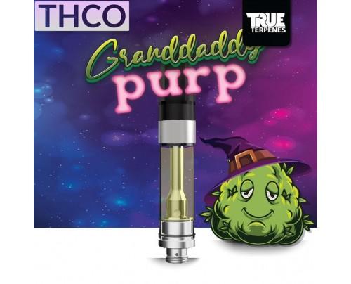 Bearly Legal Hemp Granddaddy Purple THC-O Acetate Cartridge