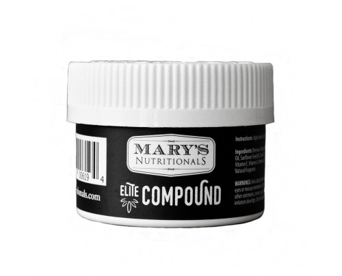 Mary's Nutritionals Elite Topical Compound