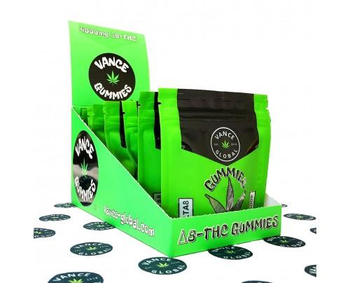 Vance Global Delta 8 THC Gummies Carton
