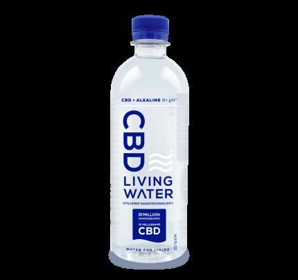 CBD Living Water Nano Technology 10mg - FREE Shipping!