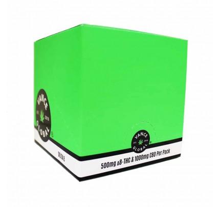 Vance Global Delta-8 THC Hemp Smokes Cigarettes - 10 Pack Carton - FREE Shipping!