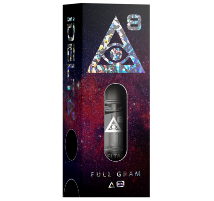 iDELTA8 Diamond – Disposable Pure Delta-8 THC Full Gram Cartridge