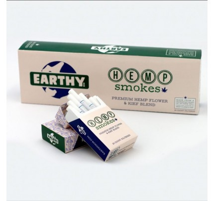Hemp Smokes Cigarettes by Earthy Now - 10 Pack Carton