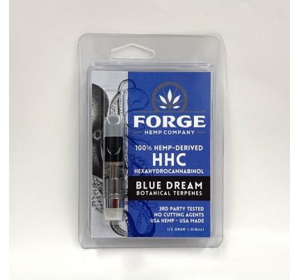 Forge Hemp Half Gram Blue Dream HHC Cartridge - Half Gram   Botanical Terpenes   FREE Shipping!