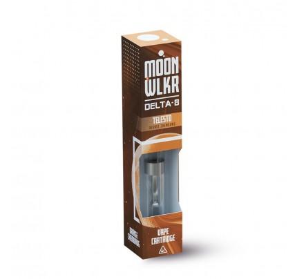Delta-8 THC Vape Cart | MoonWlkr Orange Chemdawg - Telesto | FREE Shipping!