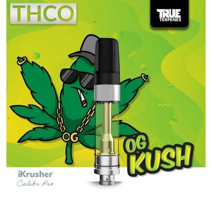 OG KUSH THC-O Vape Cartridge Tank | Bearly Legal Hemp - FREE Shipping!