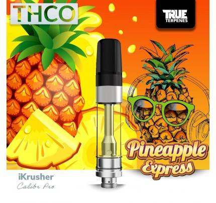 THC-O-Acetate Vape Carts - Pineapple Express | Bearly Legal Hemp - FREE Shipping!