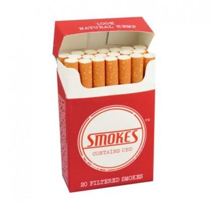 Hemp Smokes CBD Cigarettes Full Flavor Packs - FREE Shipping!