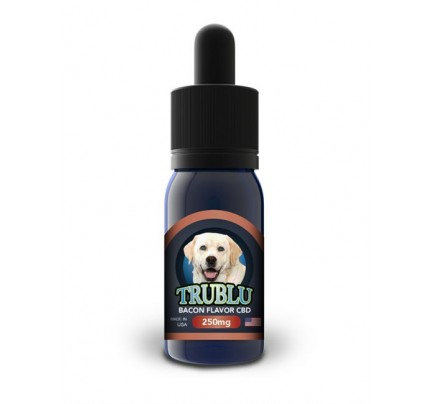 Blue Moon Hemp Tru Blu Bacon – CBD K9 Tincture 250mg