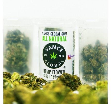 Vance Global Elektra CBD Hemp Flower 3.5g