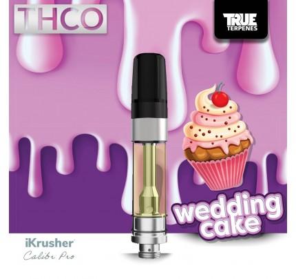 Wedding Cake THC-O Vape Cartridge | Bearly Legal Hemp - FREE Shipping!